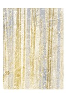 Gilded Forest 3 Fine-Art Print
