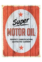 Motor Oil Fine-Art Print