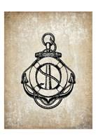 Anchors Away 3 Fine-Art Print