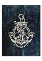 Inverted Anchors Away 2 Fine-Art Print