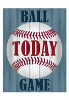 Ball Game Fine-Art Print