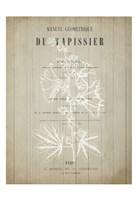 No 1 Floral Page Fine-Art Print