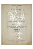 No 2 Floral Page Fine-Art Print
