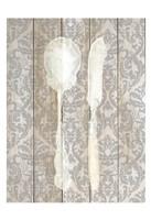 Antique Cutlery 2 Fine-Art Print