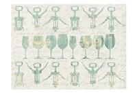 Wine in a Row Fine-Art Print