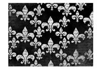 Black and White Fleur Fine-Art Print