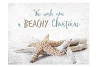 Beachy Christmas Fine-Art Print