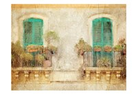 From the Balcony Fine-Art Print