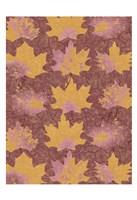 Pattern of Leaves Fine-Art Print