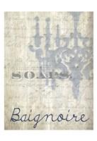 Baignoire 2 Fine-Art Print