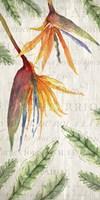 Tropical Blooms 1 Fine-Art Print