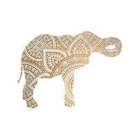 Elephant Gold 2 Fine-Art Print