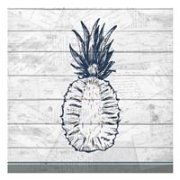 Country Pineapple 2 Fine-Art Print