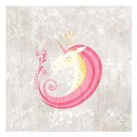Dreaming Unicorns 2 Fine-Art Print