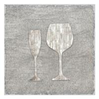 Neutral Wine 3 Fine-Art Print