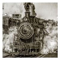 Along the Tracks 2 Fine-Art Print