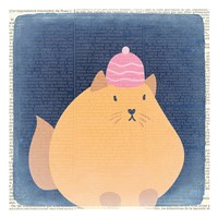 Quirky Cats 3 Fine-Art Print