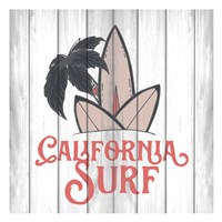California Surf 2 Fine-Art Print