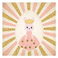 Bunny Princess 1 Fine-Art Print