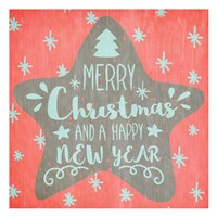 Merry and Bright 1 Fine-Art Print