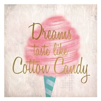 Cotton Candy 1 Fine-Art Print