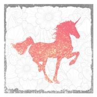 Glitter Pink 1 Fine-Art Print