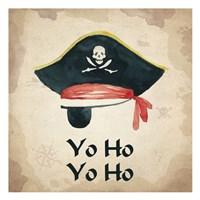 Yo Ho Yo Ho 1 Fine-Art Print