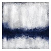Indigo Tones 1 Fine-Art Print