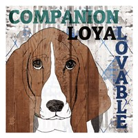Companion 1 Fine-Art Print