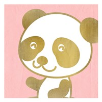 Pink Panda 2 Fine-Art Print