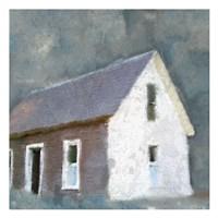 Schoolhouse Grey Fine-Art Print
