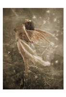 Winged Fairie I Fine-Art Print