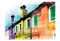 Vibrant Venice Fine-Art Print