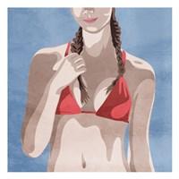 Beach Fashion Fine-Art Print