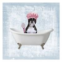 Bath Giggles 2 Fine-Art Print