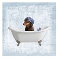Bath Giggles 3 Fine-Art Print