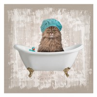 Kitty Baths 2 Fine-Art Print