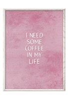 Coffee In My Life Fine-Art Print