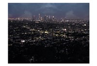 LA Nightlife Color Fine-Art Print