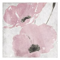 Mellow Blush Floral Fine-Art Print