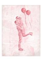 Hug In The Blush Fine-Art Print