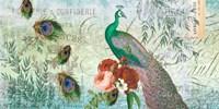 Peacock Green 1 Fine-Art Print