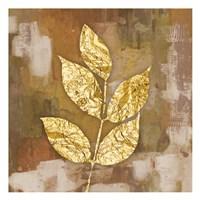Gold Leaves 1 Fine-Art Print