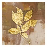 Gold Leaves 2 Fine-Art Print