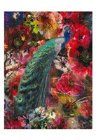 Tropical Peacock Sea Fine-Art Print