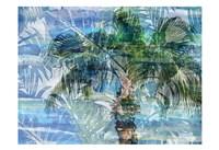 Deep Palm 1 Fine-Art Print