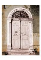 Toned Vintage Door Fine-Art Print