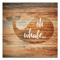 Oh Whale Fine-Art Print