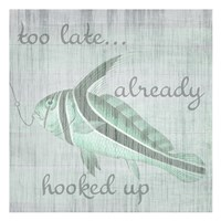 Hooked Up Fine-Art Print