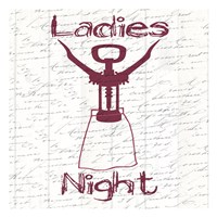 Ladies Night Fine-Art Print